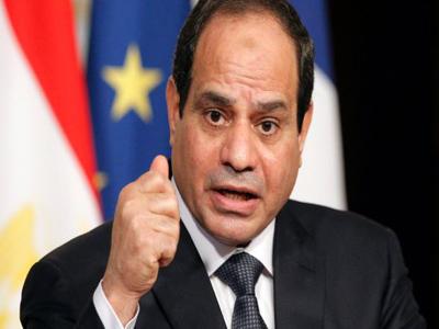 Egypt President, AbdlFatal Sisi
