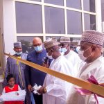 NCDC commissions FMC in Kastina, fifth treatment centre in less than one year!