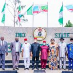 Gov. Uzodinma Inaugurates the Implementation Committee of Whitepaper On Lands & Related Matters